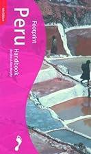 Footprint Peru Handbook by Ben Box