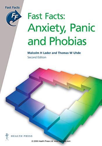 Anxiety, Panic and Phobias