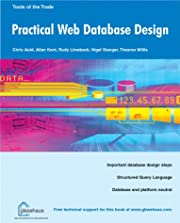 Practical Web Database Design por Chris Auld