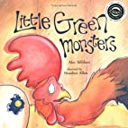 Little green monsters by Alec Sillifant
