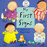 Baby Signing Set FINDEL: My First Signs: BSL