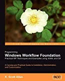 couverture du livre Programming Windows Workflow Foundation