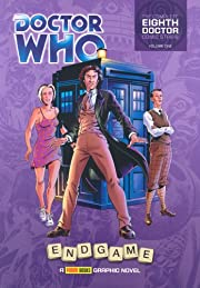 Doctor Who: Endgame: Vol. 1: The Complete…