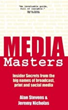 MediaMasters: Insider Secrets from the big…