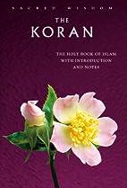 Koran (Palmer 1880) by al-Qur'an