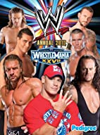 WWE Annual 2012 by WWE