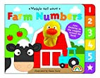 Waggle and Wave - Farm Numbers by Emma Surry