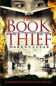 The Book Thief av Zusak Markus