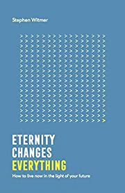 Eternity changes everything (Live Different)…