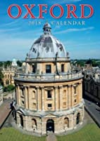 Oxford Colleges A5 Calendar - 2018 by Chris…