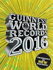 Guinness World Records 2016 – tekijä:…