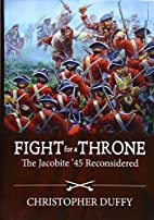 Fight for a Throne: The Jacobite '45…