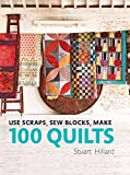 Use Scraps, Sew Blocks, Make 100 Quilts: 100 Stash-Busting Scrap Quilts Book