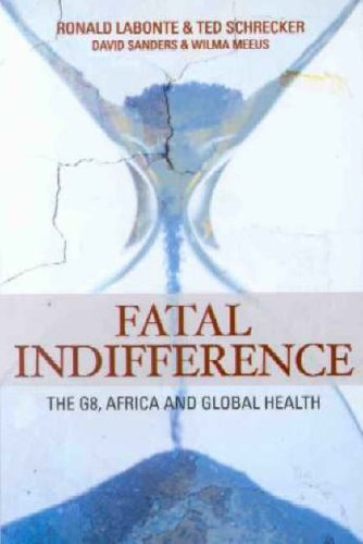 Image for Fatal Indifference: The G8, Africa and Global Health