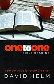 One to One Bible Reading di David Helm