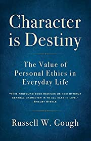 Character is Destiny: the Value of Personal…