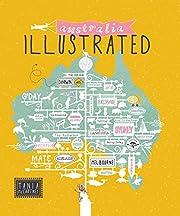 Australia Illustrated av Tania McCartney
