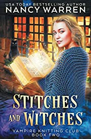 Stitches and Witches: A Paranormal Cozy…