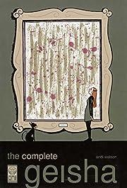 The complete Geisha av Andi Watson