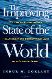 The Improving State of the World: Why…