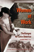 Women at Work: Challenges for Latin America…