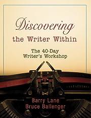 Discovering the Writer Within av Barry Lane