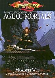 Age of Mortals: Dragonlance Campaign Setting…