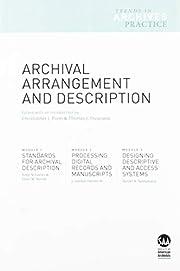 Archival Arrangement and Description af Ed.…