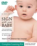 SIGN with your BABY Complete Learning Kit: US DVD Version, Book, Training Video (DVD), Quick Reference Guide [Closed-captioned] [Color]