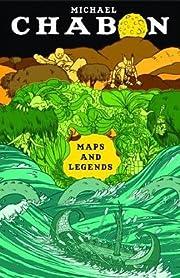 Maps and Legends af Michael Chabon