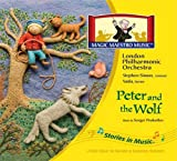 Peter and the wolf / Prokofiev. The story of Babar the little elephant / Poulenc. The young person's guide to the orchestra / Britten