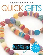 Vogue® Knitting on the Go! Quick Gifts de…