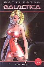 Battlestar Galactica Vol. 1 (Dynamite) by…