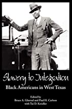 Slavery to Integration: Black Americans in…