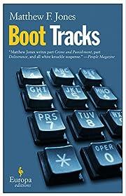 Boot Tracks par Matthew F. Jones