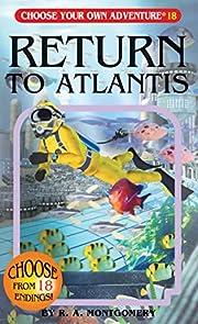 Return to Atlantis (Choose Your Own…
