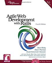 Agile Web Development With Rails (4th…