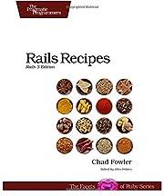 Rails Recipes: Rails 3 Edition af Chad…