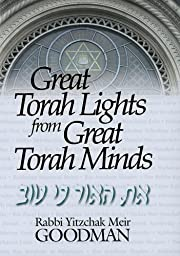 Great Torah Lights from Great Torah Minds:…