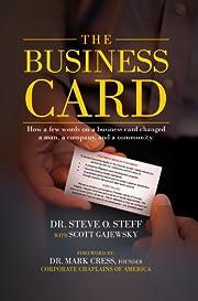 The Business Card de Steve O Steff