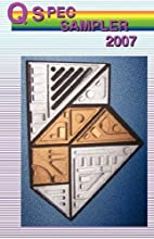 QSpec Sampler 2007 by Don Sakers