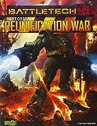 Battletech Historical Reunification War by…