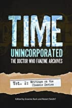 Time, Unincorporated 2: The Doctor Who…