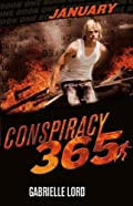 Conspiracy 365 January by Gabrielle Lord