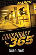 Conspiracy 365 March by Gabrielle Lord