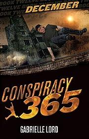 December (Conspiracy 365) av Gabrielle Lord