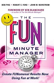 The Fun Minute Manager af Bob Pike