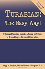 Turabian: The Easy Way! [Updated for 8th…