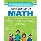 Every Child Can Do Math by Yeap Ban Har and…