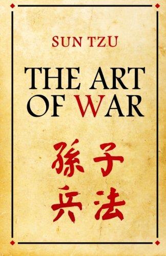 The Art Of War, by Tzu, S.